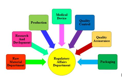 Regulatory Affairs Pharmacist by Of Regulatory Affairs In Different Departments