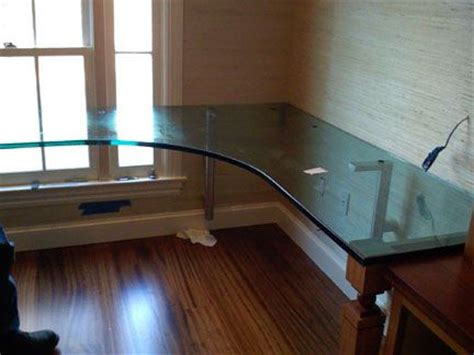 Clear Glass Countertops by 23 Best Images About Custom Glass Countertops On