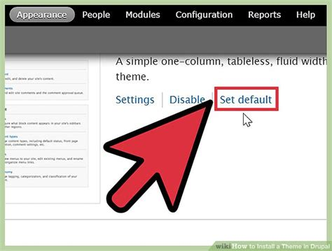 theme drupal install how to install a theme in drupal 10 steps with pictures