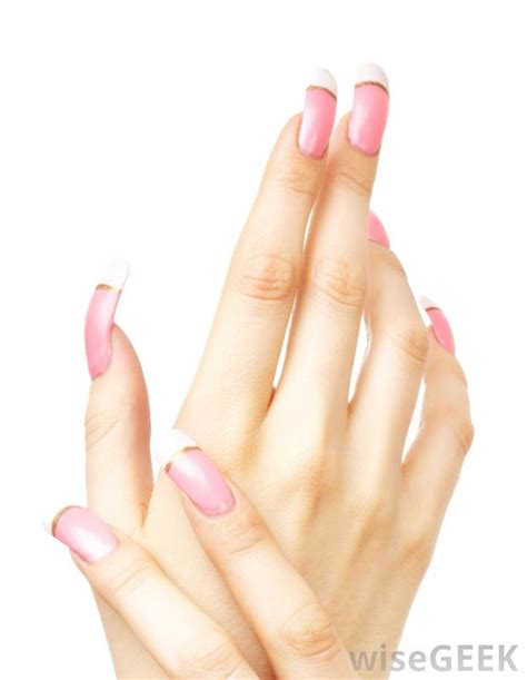 artificial nails what are the different types of artificial fingernails