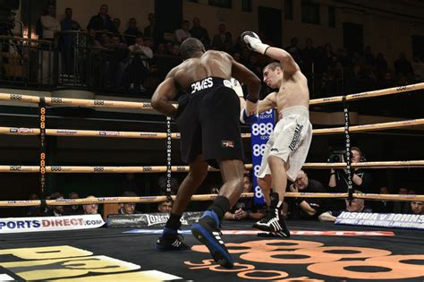 ohara davies ohara davies pictures prizefighter lightweights iii zimbio
