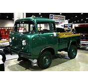1957 Willys Fc 150 Pickup Truck Jeep 2 Door Wagon 4x4 57