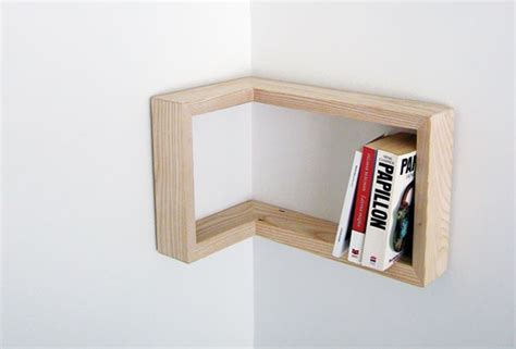 Creative Bookshelf Designs For Space Saving Intended For Bookshelves For Small Spaces