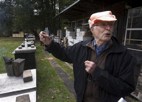The Beekeeper Rsquo accused living as beekeeper the