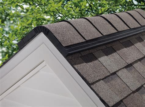 Hip Roof Vent Ventsure 174 4 Foot Owens Corning Roofing