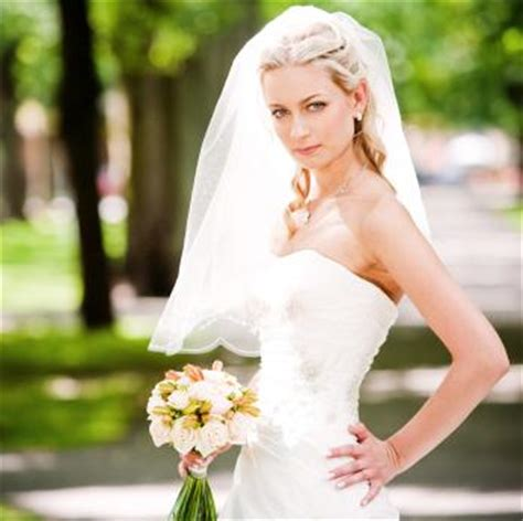 wedding hair half up half curls with veil 301 moved permanently