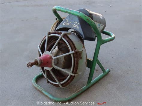 Plumbing Snake Parts by Electric Eel Ekr1 2ic50 50 Drain Sewer Snake Plumbing