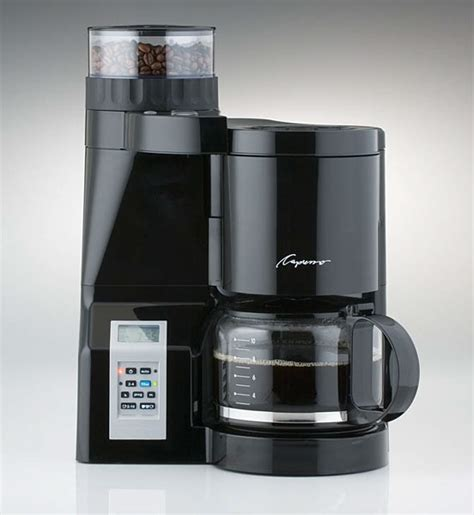 Grinder And Coffee Maker Best Coffee Maker Grinder