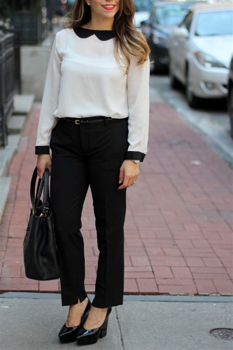 Zara Pant Limited what to wear the day of work jeanette