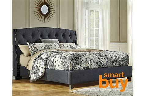 ashley furniture tufted bed 18 best images about furniture on pinterest tufted bed