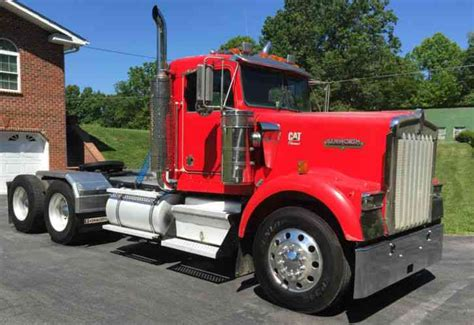 kenworth build and price kenworth w900 1996 daycab semi trucks