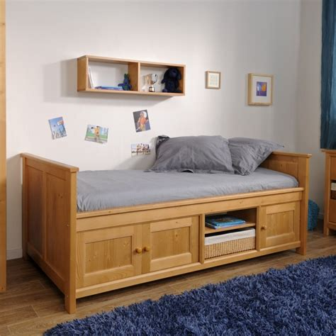 kid beds with storage kids furniture toddler beds with storage homesfeed