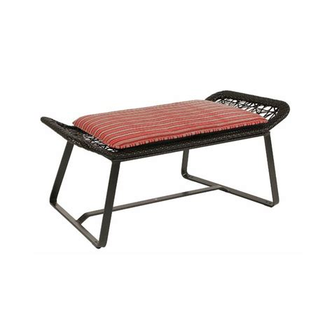 Outdoor Footstools Ottomans Maia Outdoor Ottoman Gk65300 Cozydays