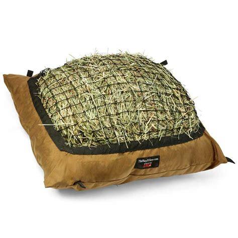 standard hay pillow feeder bag best practices