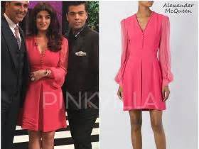 Yay Or Nay Kidmans Butterfly Mcqueen Gown At Cma Awards by Yay Or Nay Twinkle Khanna In Bcbg Pinkvilla