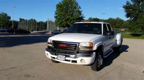 manual cars for sale 2003 gmc sierra 3500 engine control purchase used 2003 gmc sierra 3500 slt crew cab pickup 4 door 6 6l 4 wheel drive in blue springs