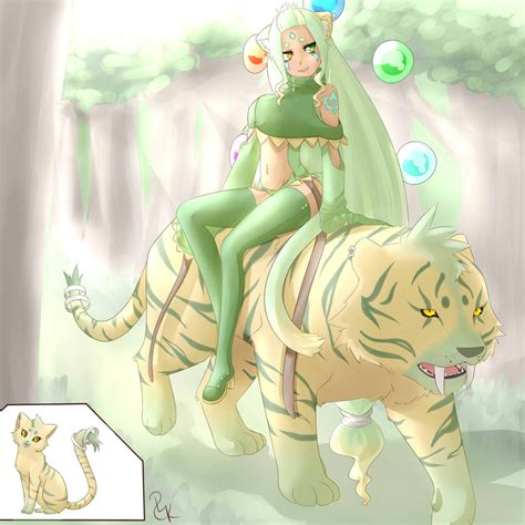 Cat Air Water Colours Titi 12 Warna 6 Ml green cat forest contest by peachykeye on deviantart