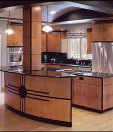 Art Deco Kitchen Art Deco Design Kitchen My Style Pinterest
