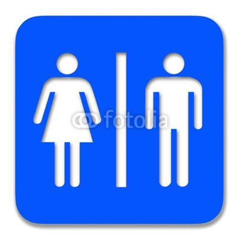 cartello bagni cartello in un bagno