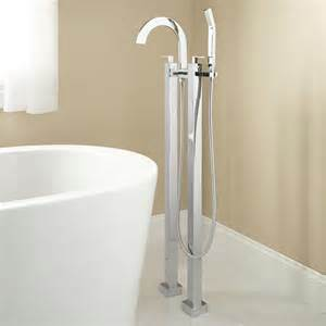 theia freestanding tub faucet freestanding tub fillers