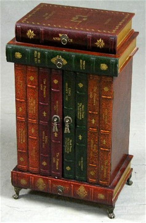 stacked books table l 63 unusual carved wood stacked books end table 20th