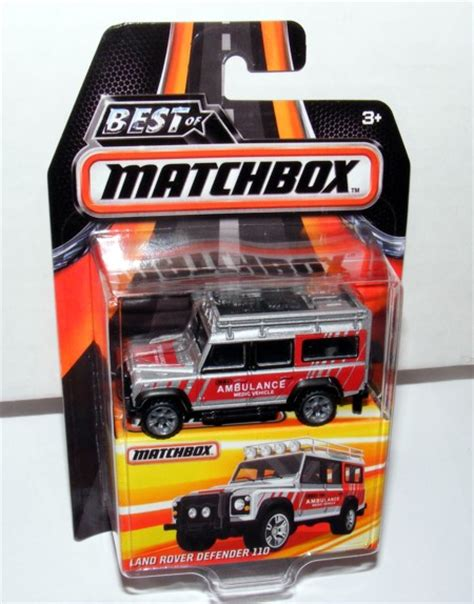 matchbox land rover defender 110 2016 matchbox lesney doorwarmers