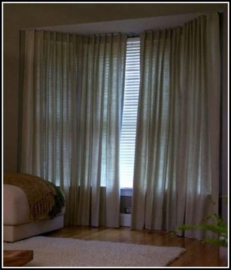 100 inch curtain rod 100 inch spring tension curtain rod curtains home