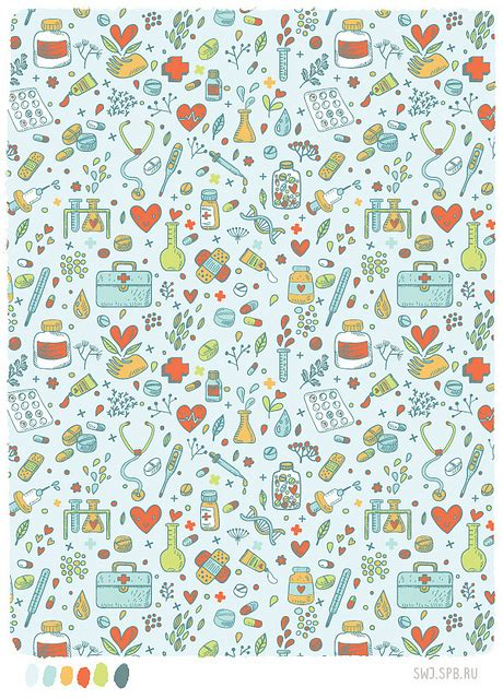 cute medical pattern untitled medicine patterns and wallpaper