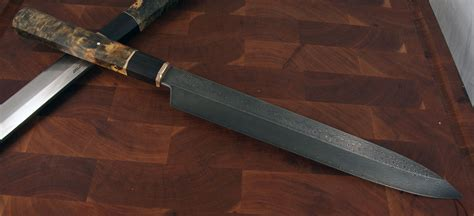 Hand Forged Japanese Kitchen Knives by A Beginner S Guide To Buying Custom Kitchen Knives