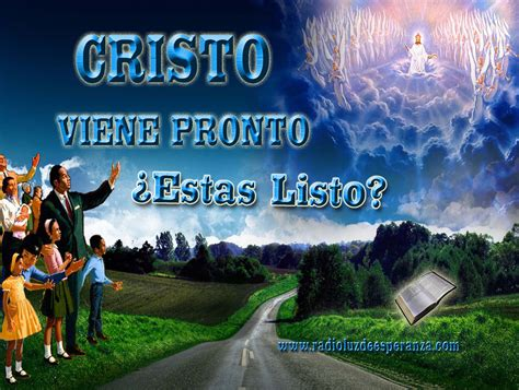 Imagenes De Jesucristo Viene Pronto | cristo viene pronto radio luz de esperanza