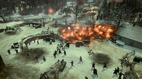 House Plan Gallery by What S New In Company Of Heroes 2 Ardennes Assault