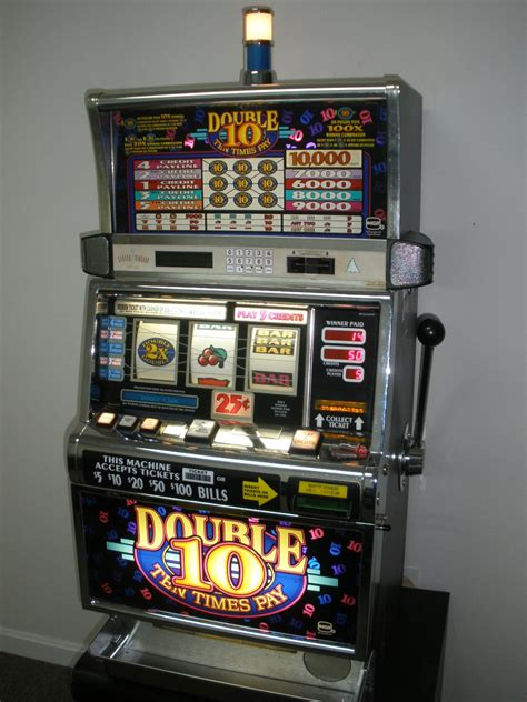 igt double ten times pay    slot machine