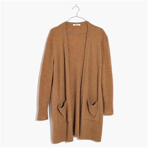 Kent Crew Sweater Kent Crew lyst madewell kent cardigan sweater