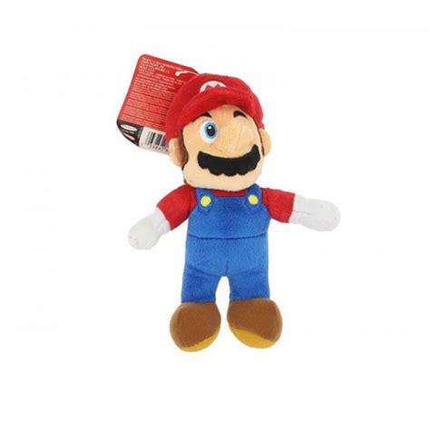 Mario Bros 15 peluche mario bros u 15cm personaggio a scelta