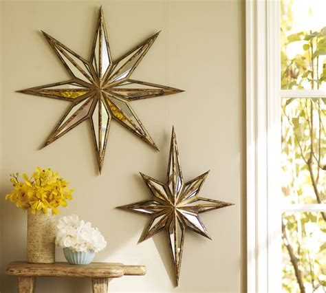 star home decorations impressive 50 star mirror wall decor inspiration of