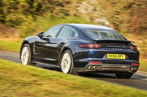 Porsche Panamera Diesel S by 2017 Porsche Panamera 4s Diesel Uk Drive Review Autocar
