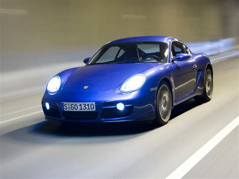 porsche cayman blue 2007 porsche cayman blue front angle speed tunnel