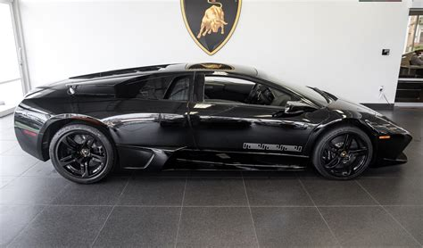 Lamborghini Gallardo Lp640 1 Of 10 Versace Edition Lamborghini Murcielago Lp640 Coupe