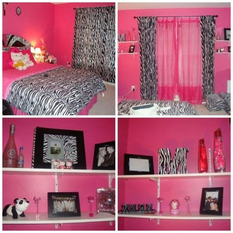 zebra bedroom decorating ideas   budget teenage girl