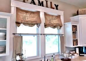 Rustic Kitchen Curtains What A Difference Kitchen Curtains Make Modernize