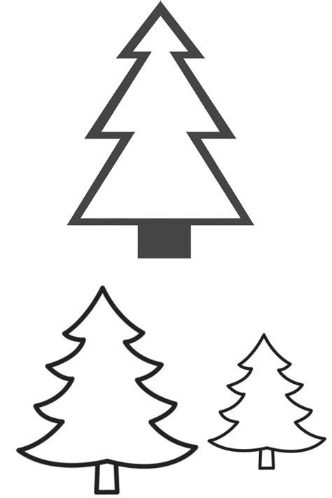 ausmalbilder tannenbaum kostenlos malvorlagen zum