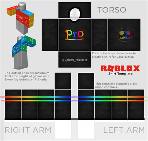 roblox shirt template size roblox tshirt template roblox shirt template maker line