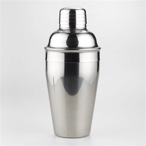 martini shaker stainless steel cocktail shaker market