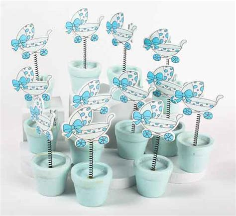 Baby Shower Place Card Holders by Blue Baby Shower Placecard Holders 12pcs It S A Boy