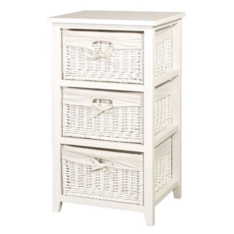 Wicker Storage Drawers Bathroom Wicker Bathroom Storage Best Storage Design 2017
