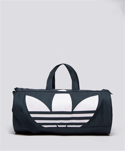 adidas originals trefoil duffle bag scotts menswear