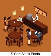 come servire a tavola cameriere clienti servire cameriera ristorante clienti servire