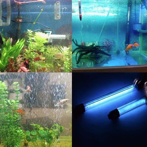 Uv L For Fish Tank uv sterilizer l light ultraviolet filter waterproof