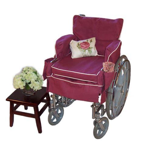 Comfortable Wheelchair by Loveseatz Wheelchair Slipcovers