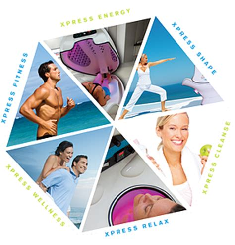 Cocoon Detox Spa Pod by Experts In Home Professional Wellness Equipment